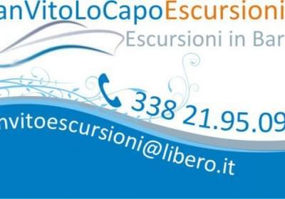 Agenzia/operatore Turistico Escursioni San Vito Lo Capo
